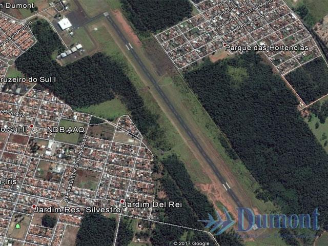 Construção de aeródromos